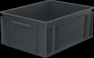 Pojemnik, skrzynia HDPE o wymiarach 400x300x170