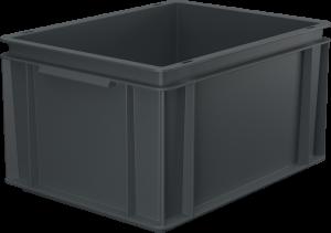 Pojemnik, skrzynia HDPE o wymiarach 400x300x220