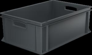 Pojemnik, skrzynia HDPE o wymiarach 600x400x220