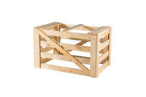 Skrzynia ażurowa drewniana 1260x855x780.