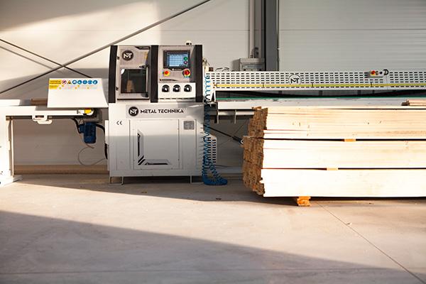 Kampol Logistyka - Produkcja palet drewnianych